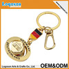 2016 New top quality spinning Germany metal souvenir key chain