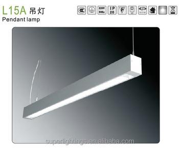 Aluminum Profile Modern Custom Lighting Fixtures