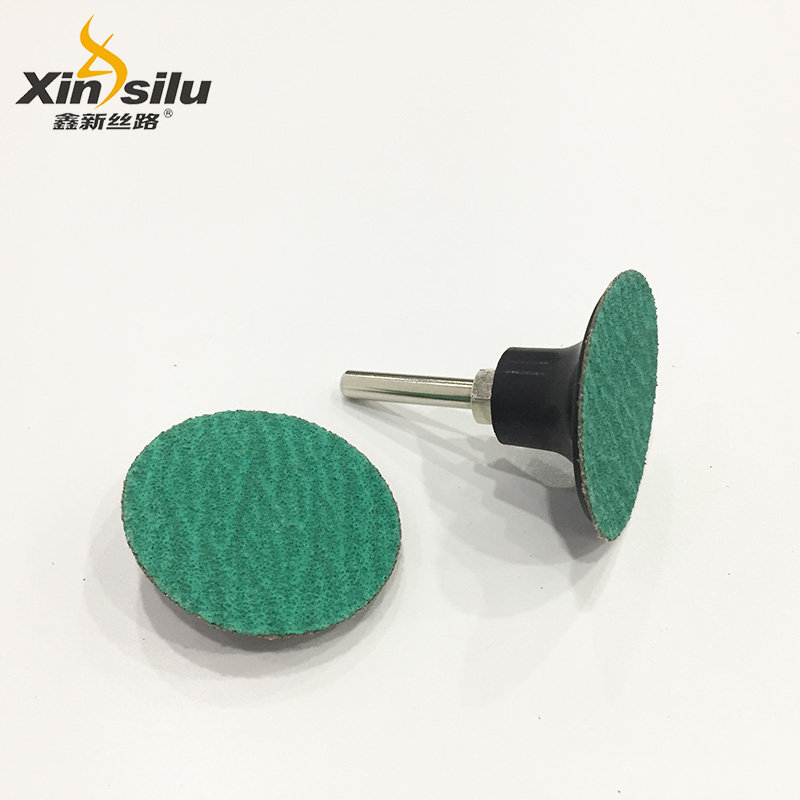 Hot Selling Roloc Zirconia Sanding Disc Quick Change Disc with Various Grits
