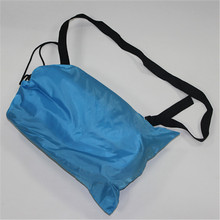 Export quality Single-Mouth Air Sofa Bed Inflatable Lounger Lazy Laybag Hammock Bean Sleeping Bag