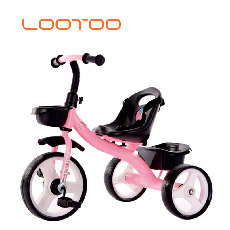 Alibaba china factory wholesale cheap price 3 wheel tricycle kids bicycle for 2-6 years