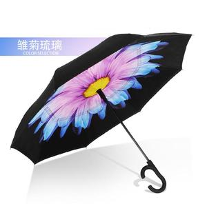 2018 amazon standard reverse umbrellas size with logo prints full body for sale