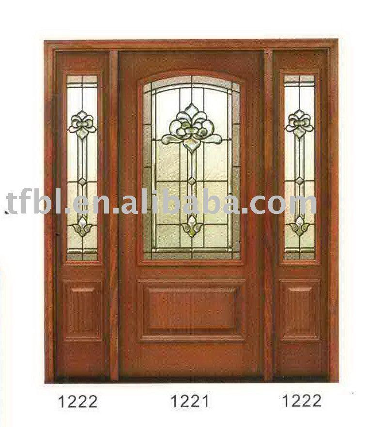 Biselado cristal puertas cristal de construcci n - Puertas con cristales biselados ...