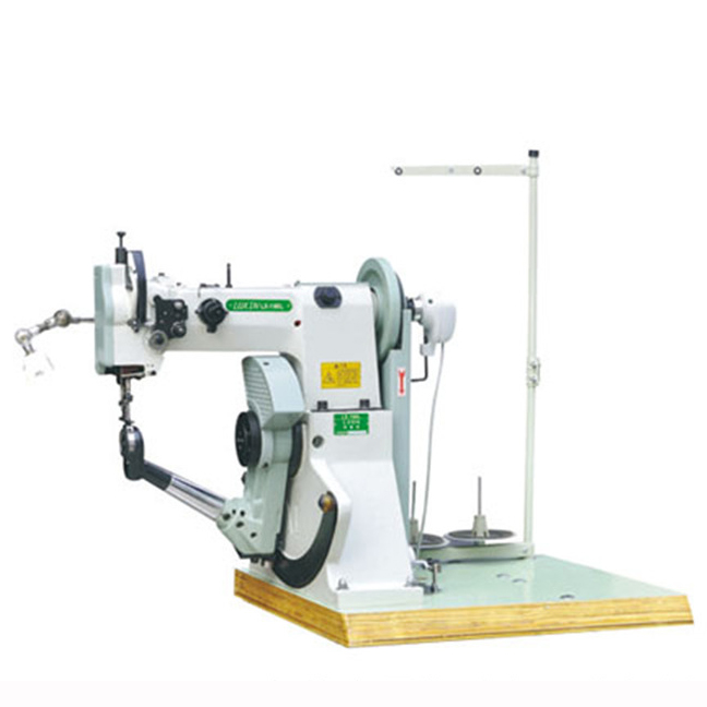 YT-668 Double Thread Lockstitch Side-shoe Sewing Machine (Chain Structure Driving)