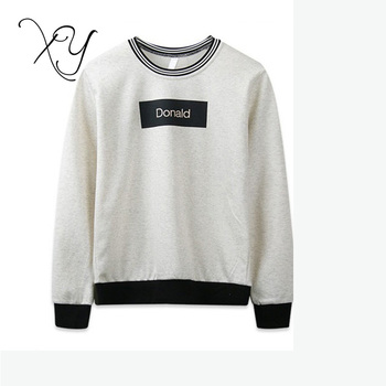 d14c1c9a5 Mens Casual Printing oversized Sweatshirt Custom Crew Neck Mens Jumper  Sweatshirt