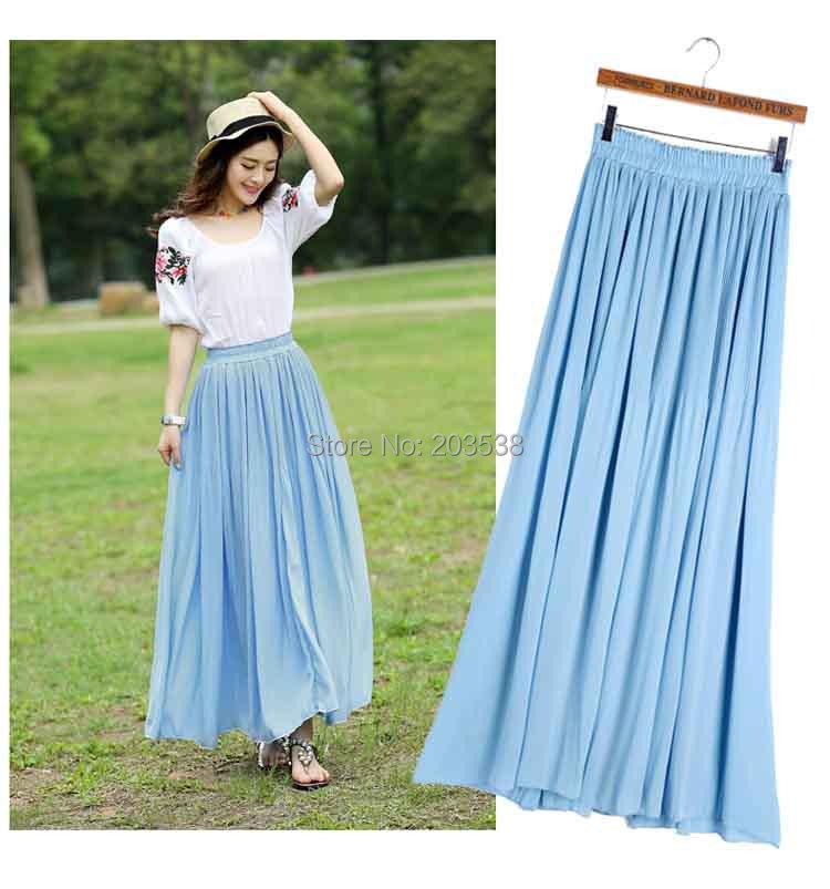 3f1edb2f72 Latest Long Skirts In Fashion - Redskirtz