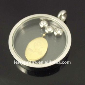 Hot sale stainless steel hollow glass pendants with charms inside hot sale stainless steel hollow glass pendants with charms inside aloadofball Gallery