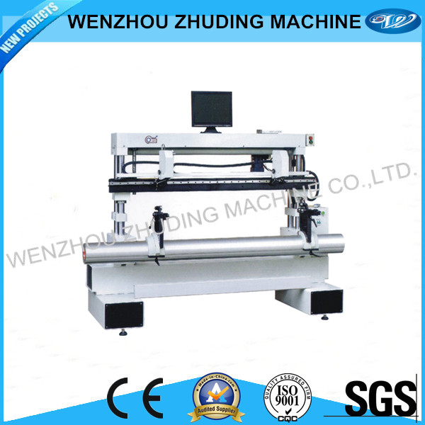 flexo printing plate mounting machinery