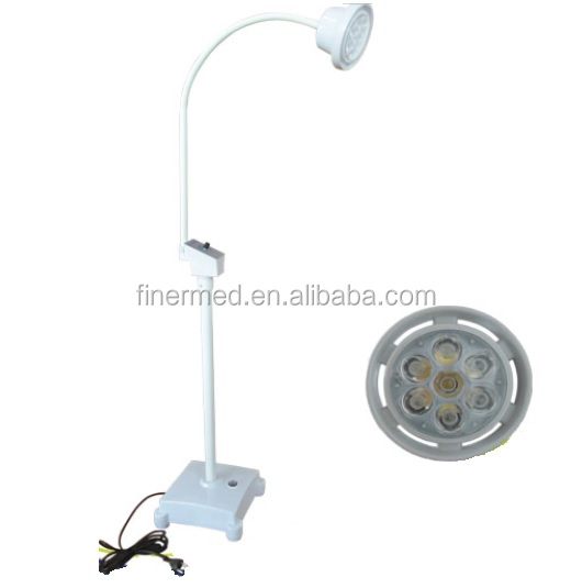 Emergency LED Theatre Surgical Operating light with battery