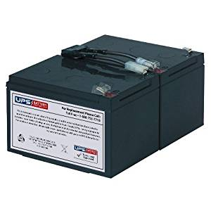 APC Smart UPS C 1500VA LCD 120V SMC1500 Battery Pack