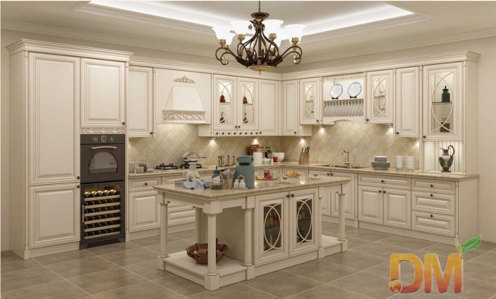 Franse rustieke witte moderne keuken kast keukenmeubelen product id 60297583884 - Keukenmeubelen rustiek ...
