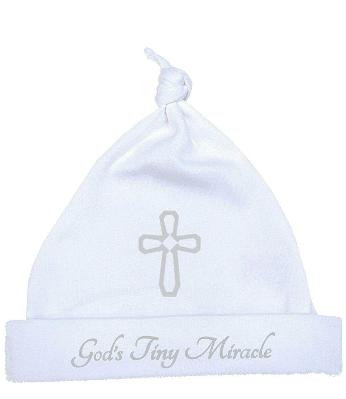Get Quotations · BabyPrem Preemie Baby Hat Christian Faith God Clothes  Newborn Boy Girl 284f6e52b4c0