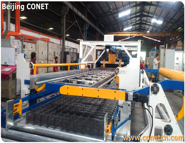 CONER brand full automatic Wire fence machine/ welded wire mesh machine