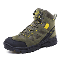 New model high top big size 48# Mens Hiking Boots export wholesale factory