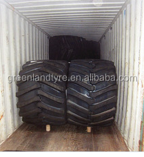 High quality stylish forestry flotation tyre 66x43.00-25