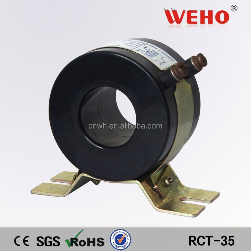 CE ROHS Approved RCT-35 electric current transformer