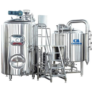 500l cget brewery equipment
