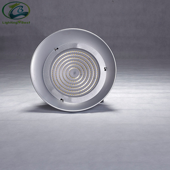 Metal Spinning High Bay Light Reflector Energy Saving 150lm/W led light outdoor led low bay light 200w