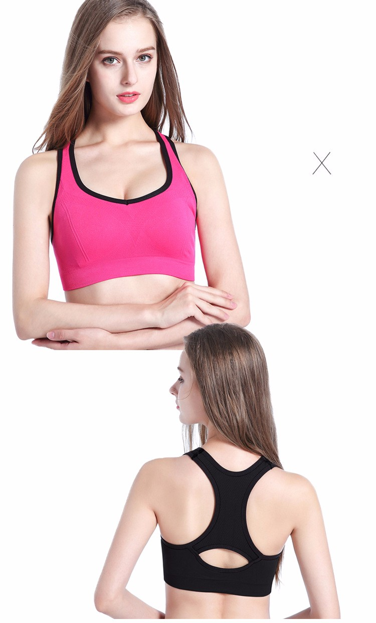 High Quality Factory Sticky Backless Push Up Bra Strapless Breathable Training Strapless Bra 7