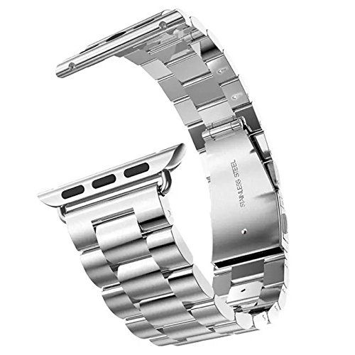 New Solid Stainless Steel smart band for Apple Watch Iwatch