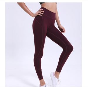 drop shipping Women Yoga Pants Soft Lightweight Workout Yoga Pants