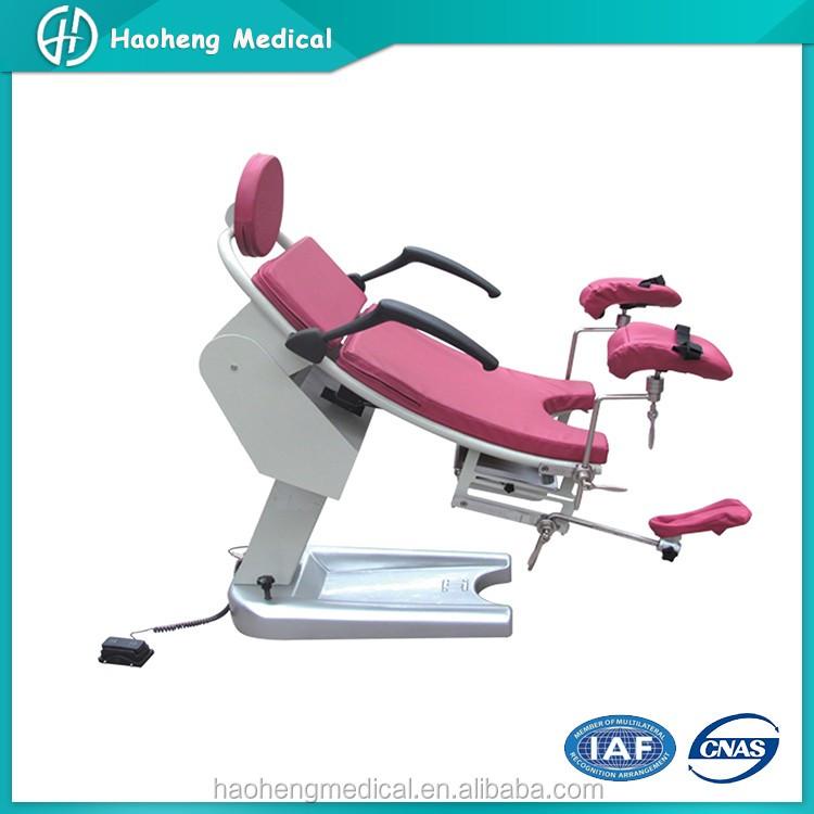 KSD8805 hot sale factory price electric gynecological examination bed