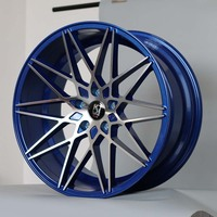 2018 new design deep concave car alloy 19'' 8.5j/9.5j wholesale hot wheels for mag wheels from Guangzhou in china