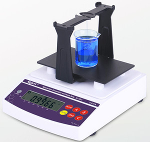 AU-300L Digital Display Liquid Density Meter , Density and Concentration Tester
