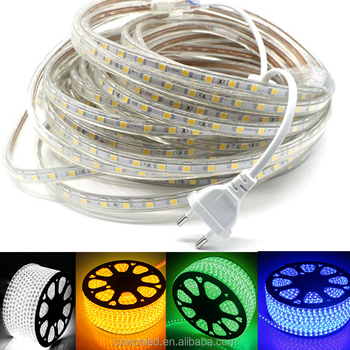 Waterproof led strip lights 50m 100m warm white cool white 110v 220v waterproof led strip lights 50m 100m warm white cool white 110v 220v 5050 led strip aloadofball Images