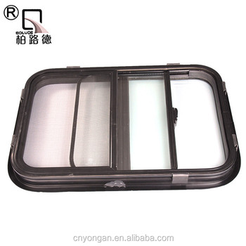 Refined Designed Aluminum Frame Travel Trailer Windows - Buy Travel ...