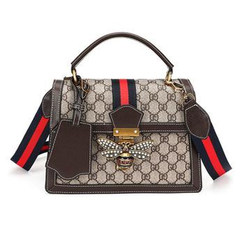 cbffe5c960e Women Sac A Main Femme Bee Handbag Luxury Brand Designer Ladies Shoulder  Tote Bag Hand Bags Purse - Buy Designer Bags And Purses,Women Handbags ...
