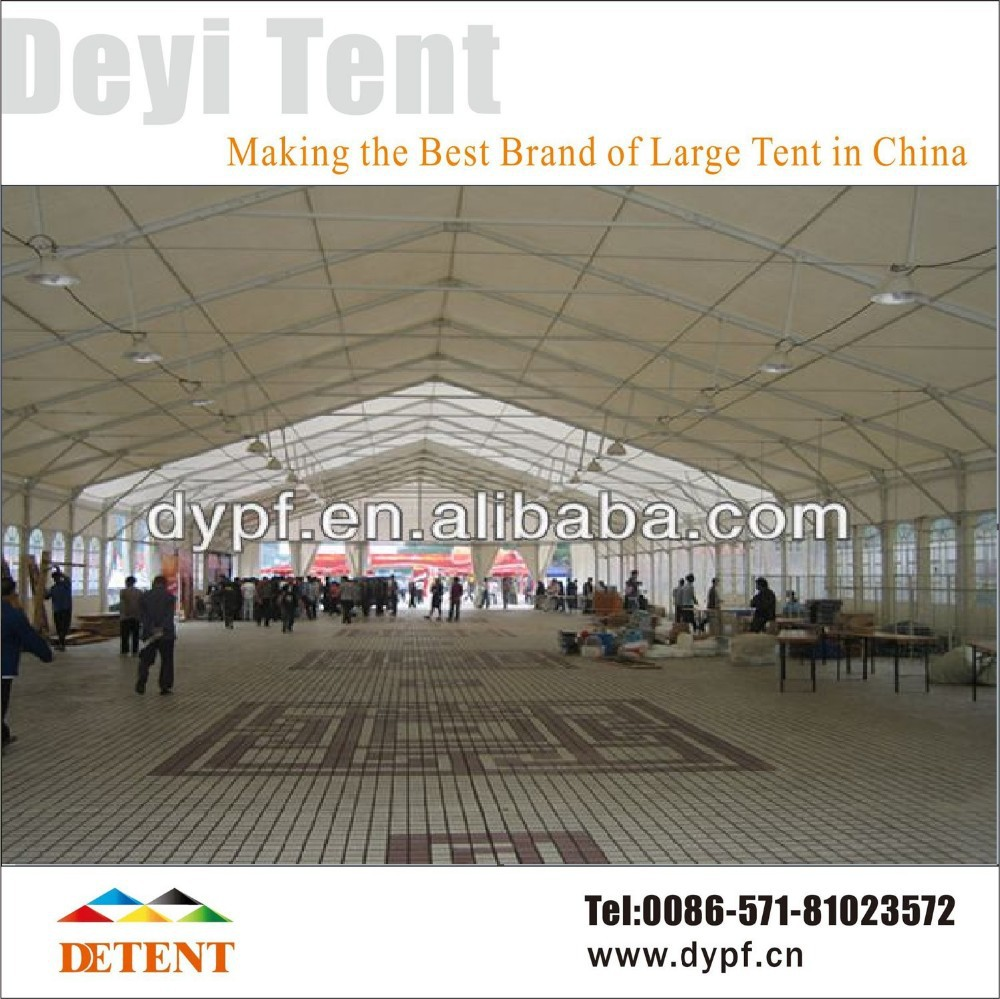 Big Marquee Tents Design for Events, Exhibition Stand Design