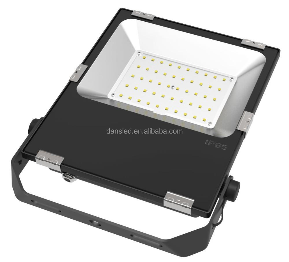 UL RoHS SAA CE C-tick CE TUV Waterproof led sport ground 50 watt led flood light outdoor IP65