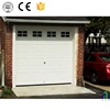Galvanized Steel Insulated Panel Overhead Garage Door
