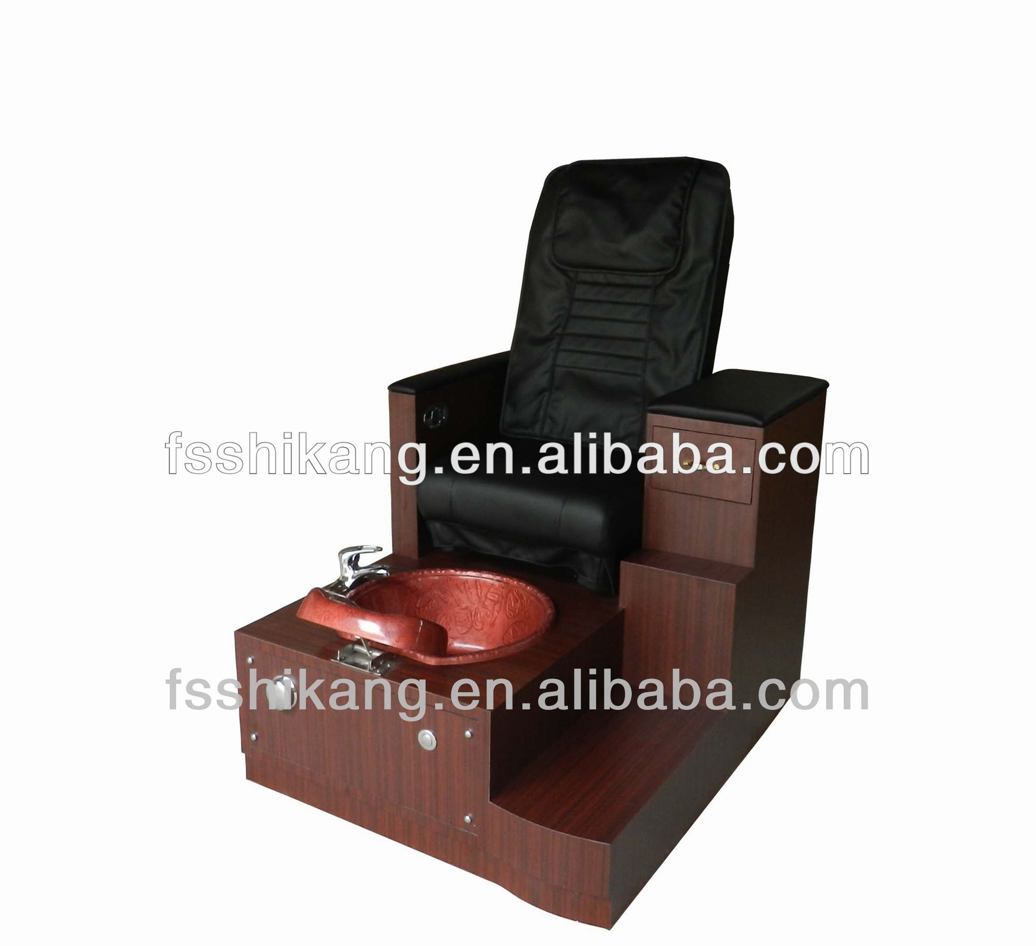 Wooden base spa pedicure chair for kid SK-8041
