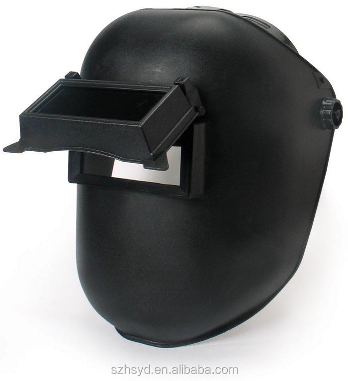 Welding Helmet complete with 4 1//4 x 3 1//4 Welding lens
