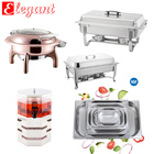 Guangzhou Cheap Restaurant Stainless Steel New/Used Buffet Catering Materials and Hotel Equipments for sale