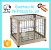 China Pet Cages Wholesale Luxury Metal Pet Cage Large Small Size Wholesale Dog Cages