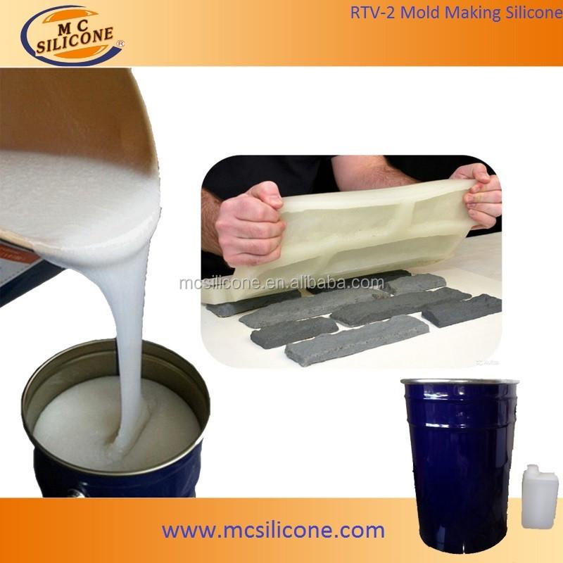 Rtv2 caucho de silicona l quida para moldes de piedra artificial caucho de silicona - Moldes piedra artificial ...