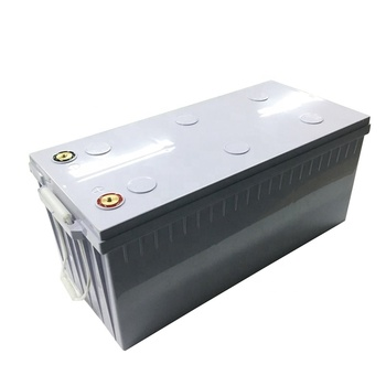 Deep cycle power lifepo4 batteries 12v 200ah long life li ion 12v 120ah lithium battery with BMS for solar/RV/car battery