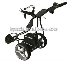 Electric golf caddy power golf caddy