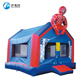 amusement park spiderman kids fun jumping bouncy small inflatable bouncer