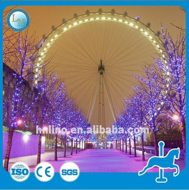 Importing park <strong>games</strong> from China! Outdoor playground 50m ferris wheel equipment