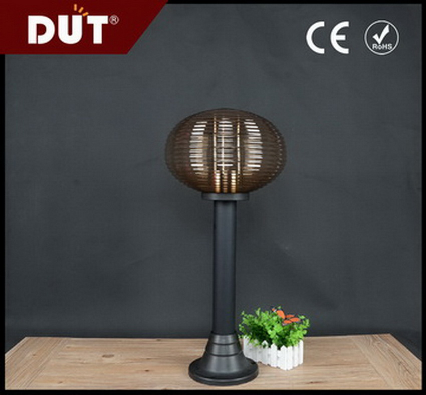 biggest PMMA lawn lights manufacturer pmma outdoor plastic lawn lamp