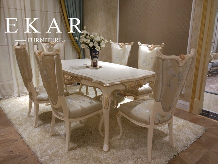 Marble Sculpture Design Pure White Dining Table Price In India