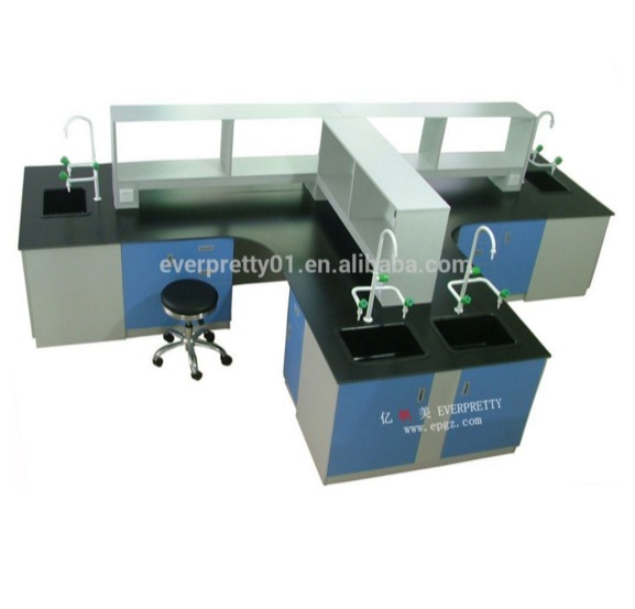 High Quality Physical Lab Furniture Work Bench for School