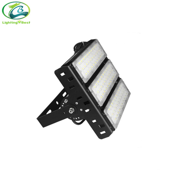 Meanwell Driver 130lm/W Modular LED High Bay Light Anti-Dazzling High Brightness 200W IP67 No Mist LED Tunnel Light