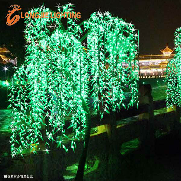 hot new LED tree light outdoor christmas