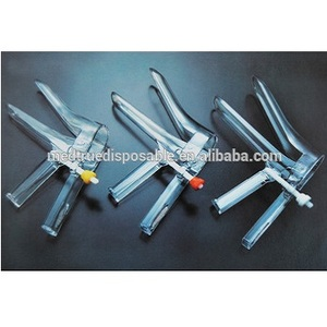 High Quality Disposable Screw In Side Type Vaginal Speculum With CE&ISO Certification (MT58046004)