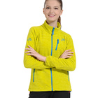 Women high quality soft fleece jackets without hoody